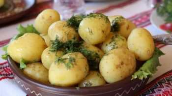 potatoes vegetable or fruit