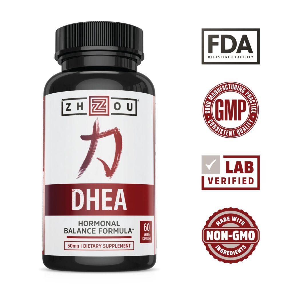 Zhou Nutrition DHEA