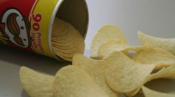 What snack food was legally barred from calling its product chips