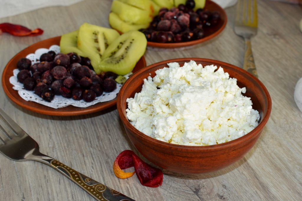 cottage cheese - cream cheese substitutes